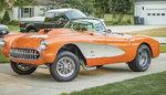 1956 Corvette Gasser