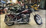 2009 Harley-Davidson Rocker - C