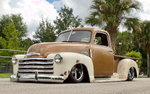 1949 Chevrolet 3100 Pickup 5.7L LS1 V8 Automatic