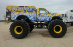 Monster Ride Truck