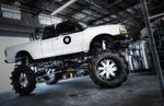 TUBE CHASSIS FORD RANGER MUD RACING / BOG TRUCK