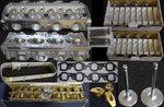 Blue Thunder Aluminum Heads Kit F460