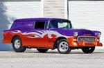1955 Chevrolet Sedan Delivery HEMI Pro-Street! *400 Miles Si