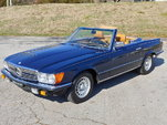 1985 Mercedes-Benz 280SL  for sale $26,500