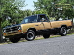 1986 Dodge D100 Series  for sale $24,995