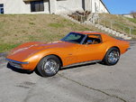 1972 Chevrolet Corvette  for sale $49,500