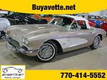 1961 Chevrolet Corvette  for sale $72,999
