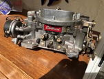 Edelbrock Performer Series Model 1405 600 CFM with Manual Ch  for sale $135