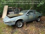 1987 Buick Skyhawk  for sale $2,500