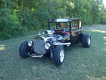 1926 Ford T Coupe  for sale $32,000
