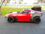 2012 Nissan 370z Race Project  for sale $8,000