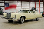 1977 Lincoln Continental  for sale $9,900