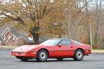 1985 Chevrolet Corvette Targa only 9150mls! for Sale $19,900