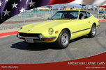 1972 Nissan 240Z  for sale $21,900