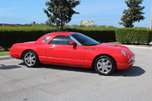 2002 Ford Thunderbird  for sale $22,500