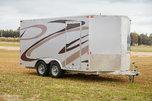 2014 ProLine 16' Enclosed Aluminum Car Trailer  for sale $7,100
