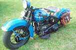 1946 Harley Davidson Knucklehead  for sale $11,500