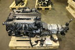 JDM Toyota 1JZGTE Rear Sump 2.5L Turbo Engine M/T R154 Trans  for sale $3,000