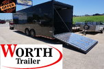 28FT Super Stock Race Trailer ST# 82258 for Sale $22,500