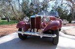 1953 MG TD  for sale $21,500