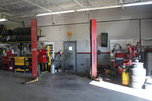 Hunter Alignment Rack, Alignment Center, 2 Dual Post Lifts  for sale $8,500