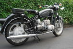 1962 Bmw R60/2  for sale $9,000