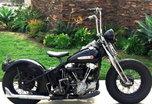 1947 Harley-davidson  for sale $12,000