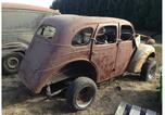 1949 era 4 door Anglia prefect  for sale $4,500