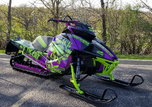 "2018 ""Black Cat"" Arctic Cat M8000 153"" Mounta  for sale $20,000"