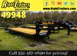 2021 8.5x30 Big Tex Gooseneck Equipment Trailer  for Sale $9,999
