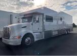 Peterbilt CS Conversion Coach/Lift Gate Garage