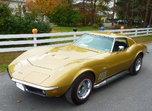 1969 Chevrolet Corvette Stingray Manual  for sale $36,100
