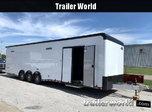 2020 Cargo Mate 34' Eliminator Aluminum Race Trailer  for sale $29,900