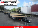 2020 Sure-Trac 18' Open Car Hauler Car / Racing Trailer  for sale $3,299