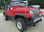 1992 Jeep Wrangler  for sale $4,995