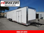 2020 Cargo Mate 34ft Bath Package Car / Racing Trailer  for sale $28,999
