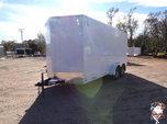 2021 Cargo Mate 7 x 16  Enclosed Cargo Trailer  for sale $5,699