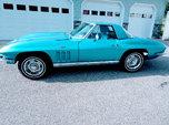 1965 corvette conv  for sale $35,500