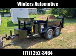 2022 Forest River FORCE 6X12 Dump Trailer  for sale $10,799