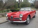 1963 Alfa Romeo 2600  for sale $40,000