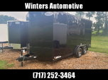 2022 Continental Cargo V7x16TA Ramp Enclosed Cargo Trailer  for sale $11,499