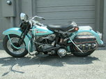 1948 Harley-Davidson FL  for sale $25,000