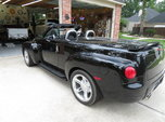 2003 CHEVY SSR SUPER CHARGED TRADE