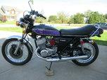 1974 Kawasaki H2 750 Mach IV.  for sale $11,000