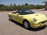 2002 Ford Thunderbird  for sale $16,700