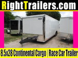 8.5x28 Continental Cargo | Race Car Trailer  for sale $13,999