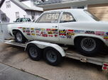 1966 Chevrolet Biscayne bracket car  for sale $12,200