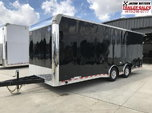 2019 United Trailers UXT 8.5X24 Enclosed Cargo Trailer... ST