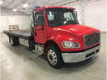 2017 FREIGHTLINER BUSINESS CLASS M2 ROLLBACK TOW TRUCK  for sale $84,000