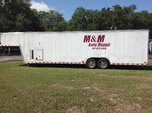 36Ft Pace trailer  for sale $11,000